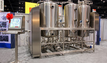 Microblend blending system