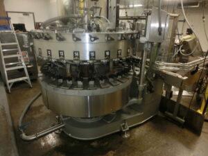 28V Crown Bottle Filler